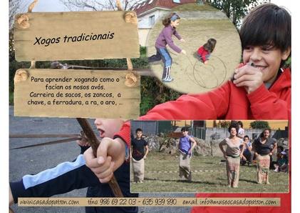 Xogos tradicionais