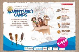 "Programa de actividades para o I ""Adventure`s Camps"""