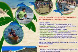 Campamento multiaventura Paisaxe Summer Camp