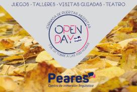 Jornadas de inmersión lingüística con Peares en plena Ribeira Sacra