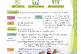 Urban summer Camp en CEIP Albiño Nuñez